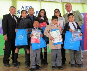 Texto para estudiantes, Guía Didáctica y Recursos Digitales Complementarios reciben escuelas rurales