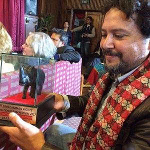 Trágica historia de procurador fusilado en Pisagua, gana festival de cine en DDHH en Nepal