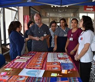 Profesionales de la salud, participan en jornada informativa contra la tuberculosis