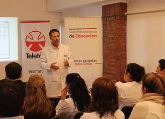 Inclusión educativa y discapacidad, en ciclo de charlas en Instituto Teletón Iquique