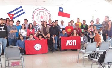 Movimiento Tierra Trabajo y Libertad, M2TL realizó en Iquique su Segundo Plenario Nacional