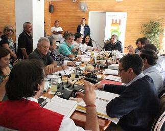 Proyectos de alto impacto fueron aprobados por el Concejo Municipal de Iquique