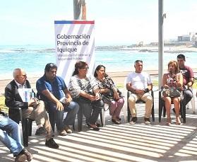 Iquique realizó diálogo participativo ciudadano paso previo a la cuenta pública del Ministerio del Interior