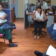 Mediante metodología de grupo focal, funcionarios de Gendarmería analizaron riesgos psicosociales