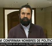 Hugo Gutiérrez: «Fulvio Rossi es parte de los políticos coimeados por SQM»