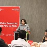 Oficina Comercial del Perú en Chile busca vincular a inversionistas de ambos países
