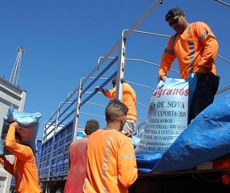 Bolivia inicia el embarque de soya hacia países asiáticos, utilizando puerto de Iquique