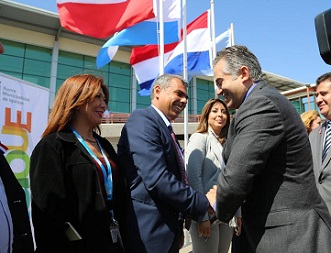 Autoridades internacionales destacan conectividad, tras incorporar a Salta en tramo que une Iquique con Santa Cruz