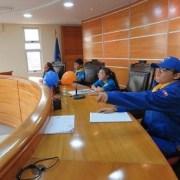 Más de 300 visitas recorrieron ldependencias vde la Corte de Apelaciones en Iquique