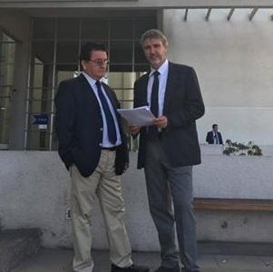 Ahora Rossi presenta querella por injurias contra Jueza Suplente de policía local Ana Paola Vallete