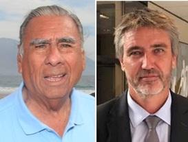 Situación de Fulvio Rossi se complica por caso SQM mientras Jorge Soria es percibido como candidato ancla