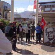 Organizaciones de izquierda recordaron a Presidente Allende en el 109 aniversario de su natalicio