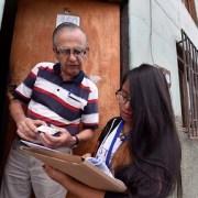 Partió compensación monetaria a voluntarios que participaron del Censo 2017