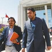 Claudio Vila, el rostro chileno de la defensa boliviana que no le teme a la contraofensiva