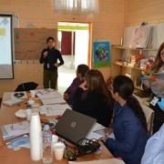 Taller sobre el uso de Evaluación Progresiva realizó Agencia de Calidad de la Educación  en Red Tamarugal