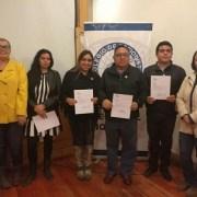 Asumiendo los lineamientos del Cógigo de Etica, 4 profesionales ingresan al Colegio de Periodistas de Iquique