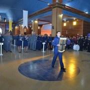 Representantes de las ramas castrenses, Carabineros y la PDI llegaron hasta La Tirana para participar en Día de la Espiritualidad