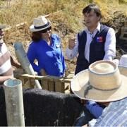 Universidad, gobierno y agricultores de Pachica trabajan para promover prácticas amigables con el medioambiente