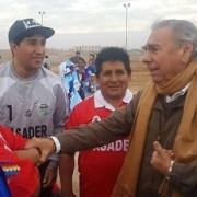 Destacan aporte del mundo andino en la generación de deportistas destacados