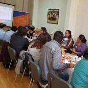 Realizan taller de Transferencia y Aplicación de Productos Turísticos asociados a Turismo Inclusivo