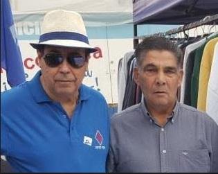 Reacciona la DC y se suma al apoyo que Jorge Soria dio al Presidente del Core, el democratacristiano Luis Carvajal