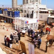 Autoridades verifican 15% de avance presentan obras de reposición de Caleta Cavancha de Iquique