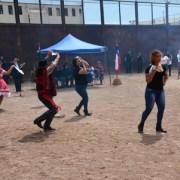 En Centro de Cumplimiento Penitenciario celebraron Fiestas Patrias
