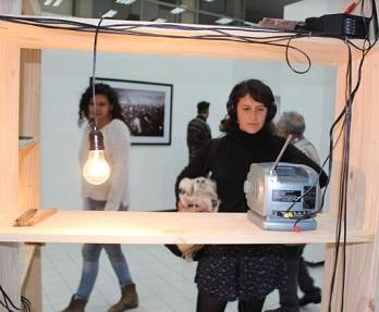 Con proyectos de arte ejecutados en Tarapacá, presentan la Política Nacional de las Artes de la Visualidad 2017-2022