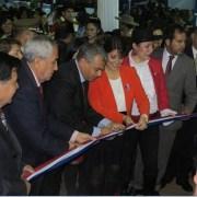 Su primera inauguración de las fondas dieciocheras, tuvo el alcalde Mauricio Soria