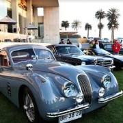Socios del Club de Autos Antiguos de Chilellegarán el lunes con sus 'clásicos' a Iquique