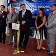 Encuentro macrozonal norte para enfrentar delitos como narcotráfico y tráfico de personas