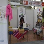 Agricultores, ganaderos y artesanos del Mercado Campesino destacaron en Feria Gastronómica Atota