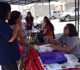 Mujeres jefas de Hogar pueden postular al programa de Apoyo Laboral, que se implementa en Alto Hospicio