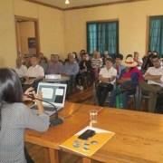Seminario sobre patrimonio y cultura, enfocado en uso como infraestructura cultural  de 4 inmuebles de Salitrera Humberstone