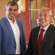 Conformar un  Consejo de Coordinación Ciudad-Puerto propone alcalde Soria al nuevo intendente