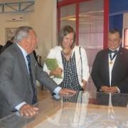 Senador Soria estima que Ciudad Universitaria Transfronteriza en Lobito, se complementa con proyecto habitacional del Nuevo Iquique