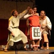 Teatro Itinerante 2018 trae a la Región a la Compañía Tryo Teatro Banda. La primera parada será en comuna de Huara