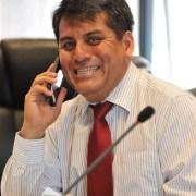 """Ruben Berríos: """"Creo que cumplo con el perfil, pero no quiero ser obstáculo, por eso bajo la opción de ser candidato a presidente del Consejo Regional"""""""