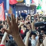 """Lula da Silva: """"Para acabar con mis ideas, no basta que me encarcelen"""""""