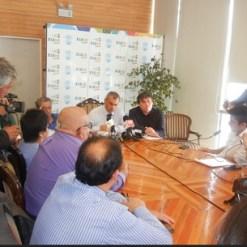 Muy molesto alcalde Soria, ante decisión de Bienes Nacionales que niega continuar con proyectos para afianzar desarrollo de la ciudad
