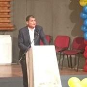 """Rafael Correa: """"Vuelve la América Latina de los presos políticos, pero sin botas militares"""""""