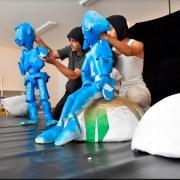 Con obra de teatro buscan educar a estudiantes para el cuidado de Iquique Ciudad Inclusiva