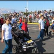 Más de 6.000 estudiantes iquiqueños rindieron un homenaje a los Héroes del 21 de Mayo