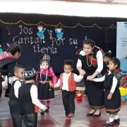 """Párvulos de JUNJI participaron en proyecto cultural """"Niños y niñas de Tarapacá cantan por su tierra""""."""