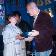 Reconocen con Premio Andrés Sabella a dramaturgo y escritor, Guillermo Ward, quien además lanzó libro Narraciones del Desierto