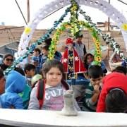"""Jardín Infantil """"Arenita de Mar"""", celebró junto a comunidad de Chanavayita a los santos patrones, San Pedro y San Pablo"""