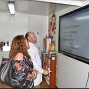 Dan el vamos a nueva aula hospitalaria pasera atender a los niños atendidos en el servicio de Pediatría