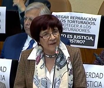 5 momentos que marcaron la histórica interpelación de Carmen Hertz a Hernán Larraín