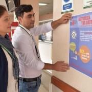 Hospital de Iquique inicia campaña para actualizar base de datos de usuarios para facilitar la comunicación