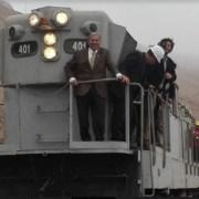 """Senador Jorge Soria: """"Es fundamental recuperar conectividad ferroviaria para favorecer el desarrollo"""""""